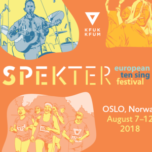 European Ten Sing-festival @ SPEKTER August 2018